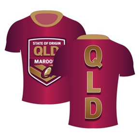 Official QLD Team Jersey Mobile | 906476