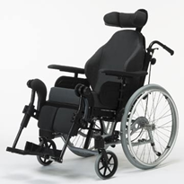 Tilt in Space Wheelchair | REA Azalea