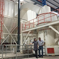 Large Grinding Mill Machine