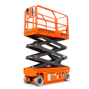 E-Tech S0808E Electric Scissor Lift