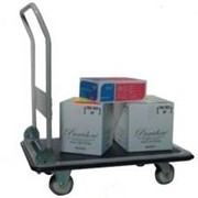 Single Tier Platform Trolley