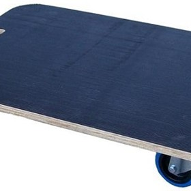 Rubber Deck Dolly | Wagen