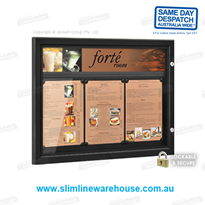 Restaurant Boards | Slimline Warehouse