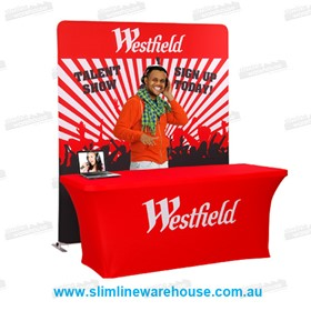 2 in 1 Portable Exhibition Kits