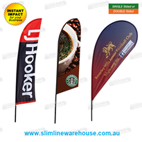 Event/Beach Banners & Teardrop Flags