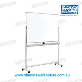 Freestanding Magnetic Whiteboards | Slimline Warehouse