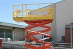 Diesel & Electric Scissor Lifts for Hire | Universal