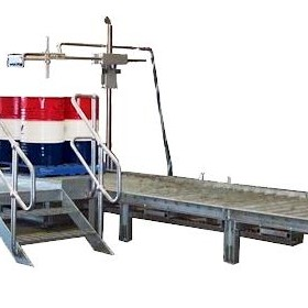 Liquid Drum Filling Machines | PCF Series