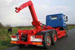 Truck-mounted Forklifts | Hiab Moffet