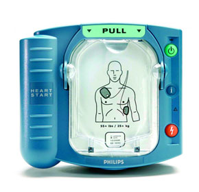 First Aid Semi Automatic Defibrillator | Philips HeartStart M5066AABU
