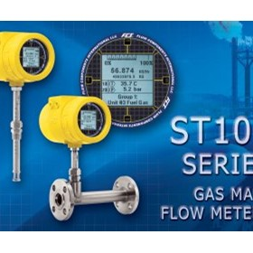 Thermal Mass Flow Meter | FCI ST100 Series