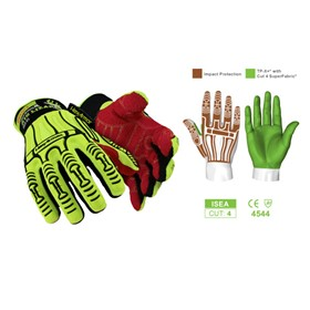 Safety Gloves | Rig Lizard 2025
