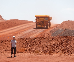 The minerals industry has paid an average effective tax rate in excess of 40 per cent over the past decade.