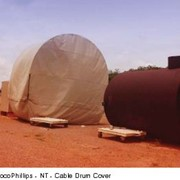 Intercept Reusable Canvas and Woven Covers offer corrosion protection
