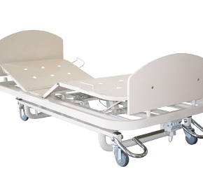 Ultra Low Hospital Bed | 7000 Series