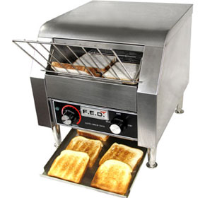 2 Slice Conveyor Toaster | TT-300