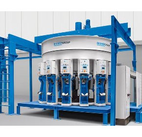 Bagging System | BEUMER fillpac® I/R
