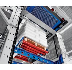 High Level Palletiser | BEUMER paletpac®