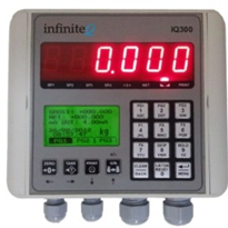 IQ300 Wall Mount Load Cell Display - Distributed by Instrotech Aus