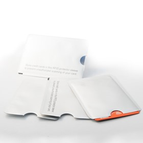 Credit Card RFID Blocking Sleeves | B-Sealed