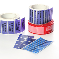 Tamper Evident Labels | X-Safe