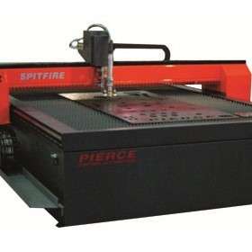 CNC Plasma Cutting Machine | SPITFIRE