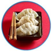 Gyoza Dumplings Supplier & Manufacturer  | Food Service Range