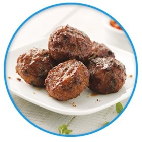 Meatballs Supplier & Manufacturer | Innova Foods