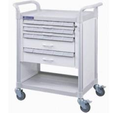 Double Sided Nursing & Medication Trolley | FC3432DXL