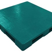 Heavy Duty Stackable Hygiene Pallet | PLASPAL281