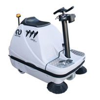 Floor Sweeper | SureSweep STR1000