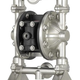 ARO Air Operated Diaphragm Pumps for Sanitary Transfer | IR ARO