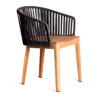 Outdoor Dining Chair | Mood