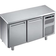 2 Door Freezer Under-Counter with C/w Solid Doors | TRB702BT