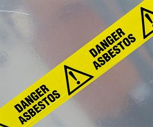 'The main risk of asbestos is not so much direct contact but inhalation of the fibres that can enter the air if material contaminated with asbestos is disturbed.'