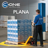 Pallet Wrapping Machine | Omni Plana