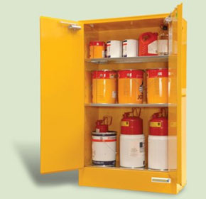 250L Flammable Liquid Storage Cabinet | SRSC250