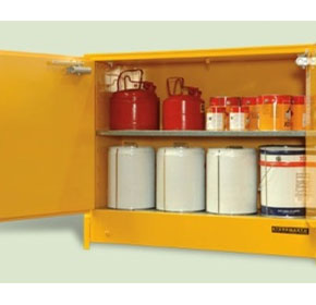 SRPS161 160L Heavy Duty Flammable Liquid Storage Cabinet