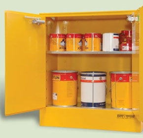 160L Flammable Liquid Storage Cabinet | SRSC160