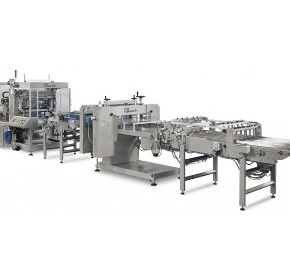 Bun Slicing & Bulb Packer Line | Brevetti Gasparin