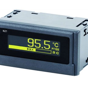 Economical Graphical-Screen Digital Panel Meter | London Electronics