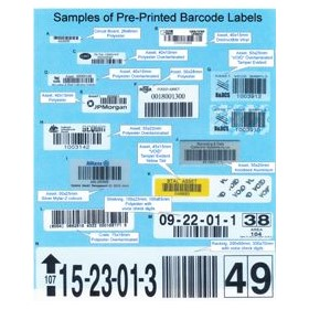 Over-Laminated Labels for Scuff Resistance | Barcode Labels
