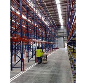 Warehouse Storage Location Identification Labels | B&DCS