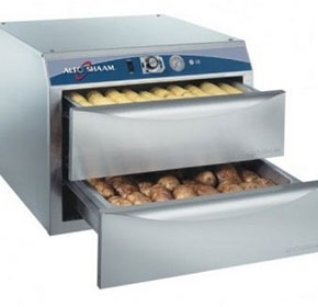 Double Drawer Warmer | Alto Shaam 500-2D