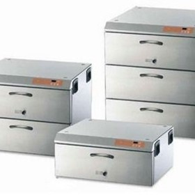 Food & Pie Warmer Drawers | MSC