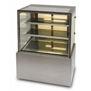 500L Straight Chilled Food Display | DHV075