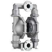 "3"" Metallic Diaphragm Pumps with Flanged Manifolds 