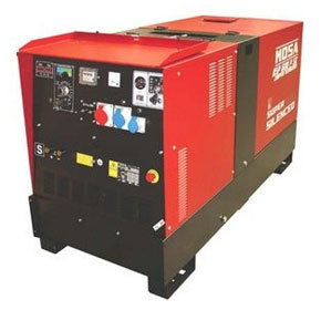 Engine Driven Welder | DSP 600 PS-PL VRD