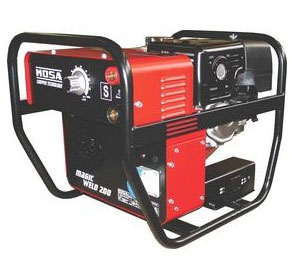 Engine Driven Welder | MAGIC WELD 200