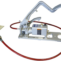 Hydraulic Foot Pump Hole Puncher | Model HP-3 FPA
